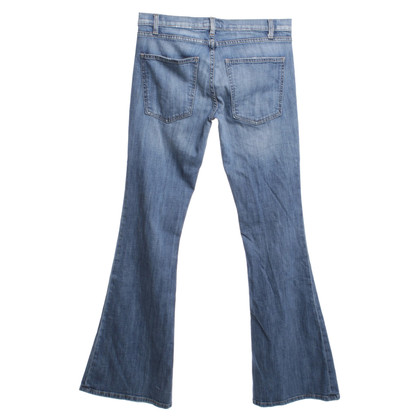 Current Elliott Bootcut-Jeans in Blau