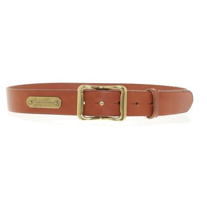 Ralph Lauren Leather Belt in Brown