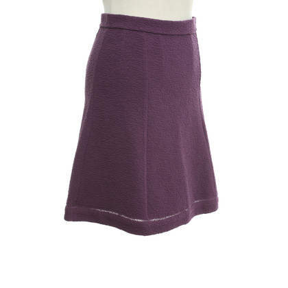 Carven Rock in Violet