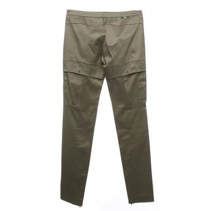 Gucci trousers in olive