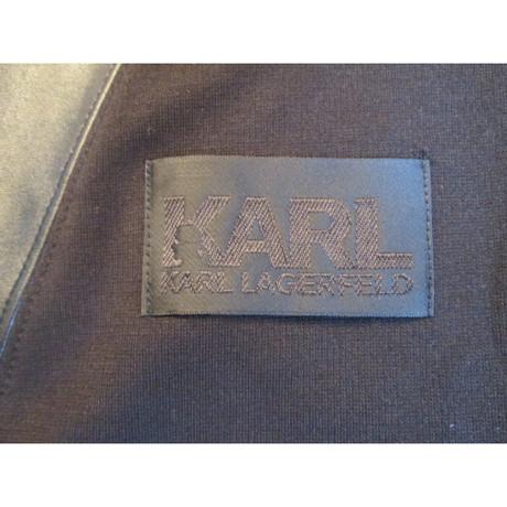 Weste Karl Lagerfeld Weste Schwarz Lagerfeld Karl Schwarz Lagerfeld Karl xZ0ZBTqwr