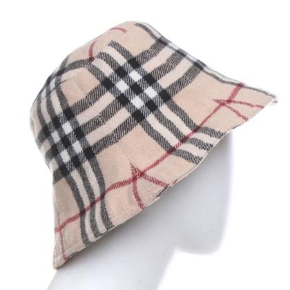 Burberry Chapeau avec motif