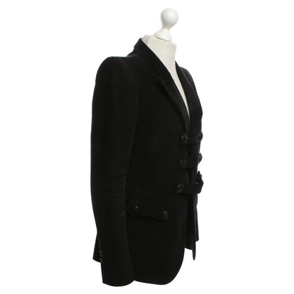 Balmain Blazer in black
