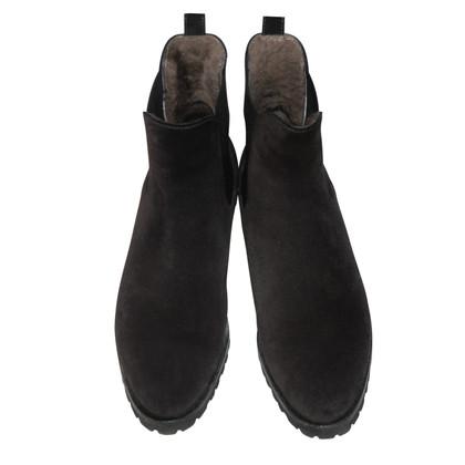 Unützer Suede ankle boots