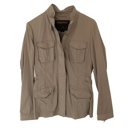 Woolrich Jacket in Beige