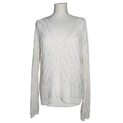 Lala Berlin Sweater with knit pattern