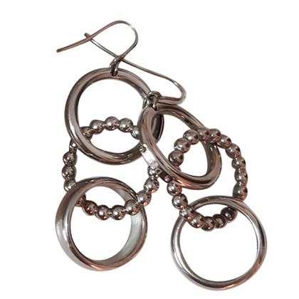 D&G Earrings in silver