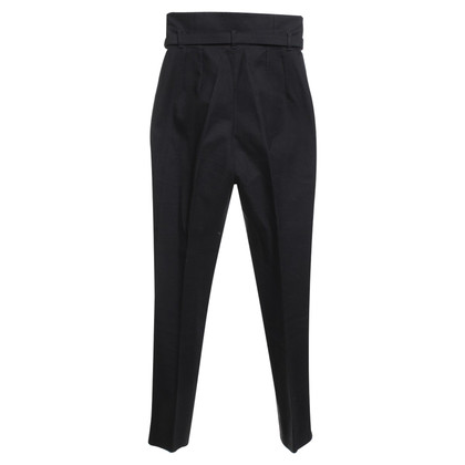 Dolce & Gabbana trousers with paperbag waist