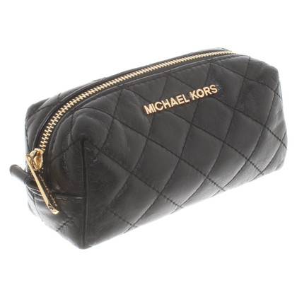 Michael Kors Cosmetic bag in black