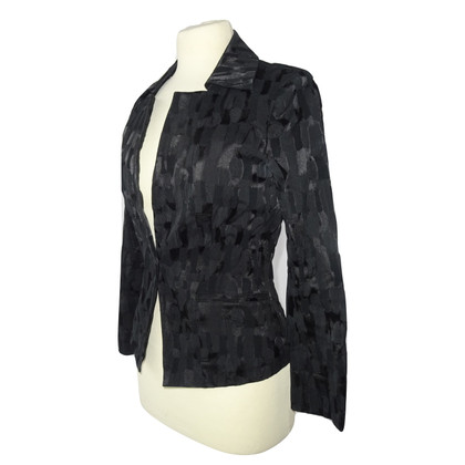Issey Miyake blazer with relief