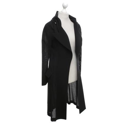 Yohji Yamamoto Cappotto in nero