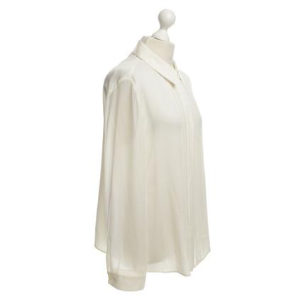 Armani Silk blouse in cream