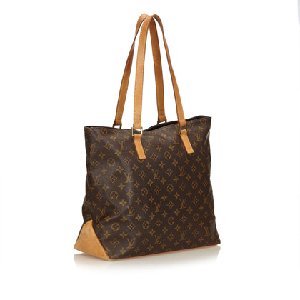 "Louis Vuitton ""Cabas Mezzo Monogram Canvas"""