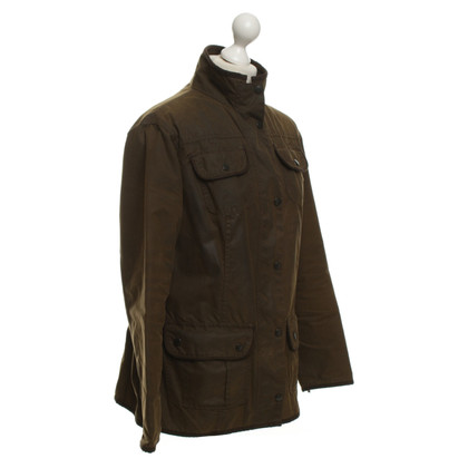 Barbour Jacket in Olive