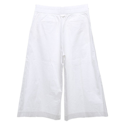 Stefanel trousers in white