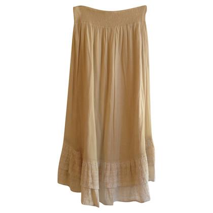 Twin-Set Simona Barbieri Maxi skirt in boho look