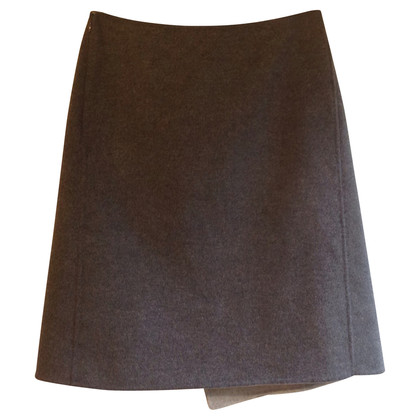Joseph Wrap skirt in grey