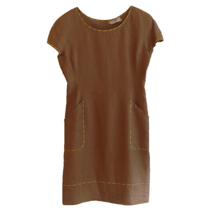 Valentino Kleid aus Leinen