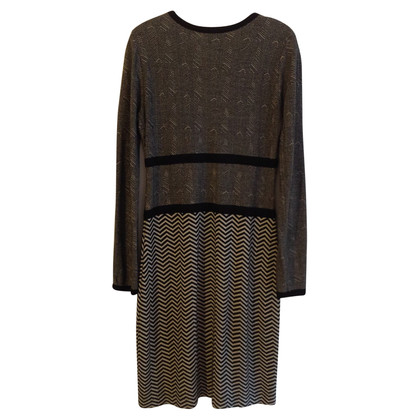 Kenzo Zigzag pattern dress