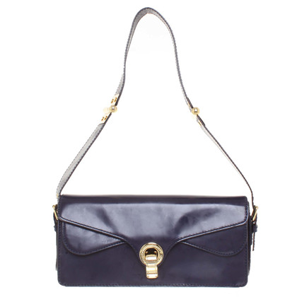 Marc Jacobs Handtas in Dark Blue