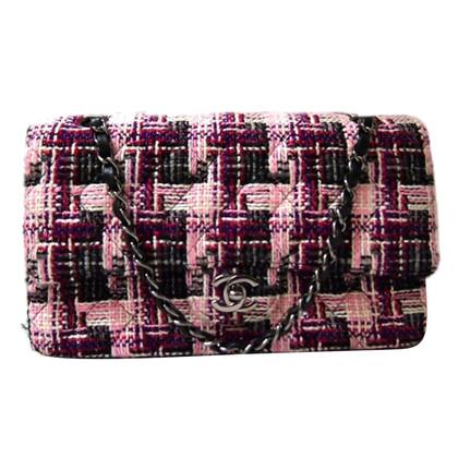 "Chanel ""Classic Flap Bag Medium"" aus Tweed"