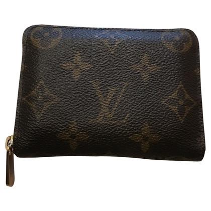 "Louis Vuitton ""Portafoglio Monogram Canvas Zippy"""
