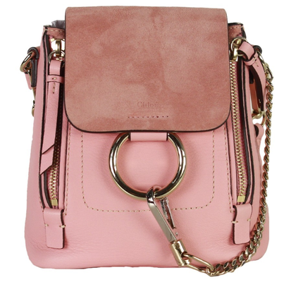 "Chloé ""Faye Backpack Mini"""