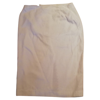 Maison Martin Margiela skirt in white