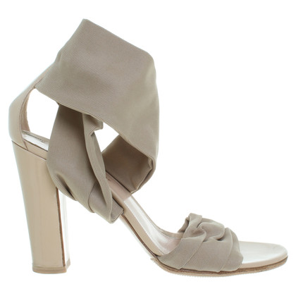 Gianvito Rossi Sandals beige