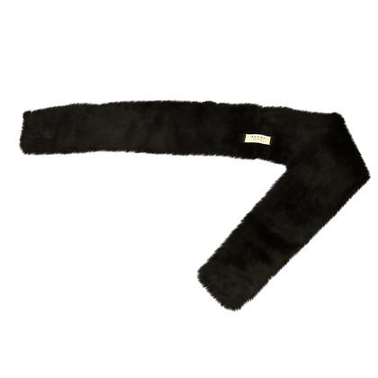 Marni Fur scarf