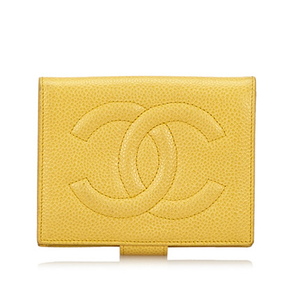 Chanel Caviar Leather Small Wallet