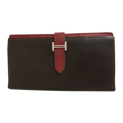 """Hermès """"Bearn wallet"""""""