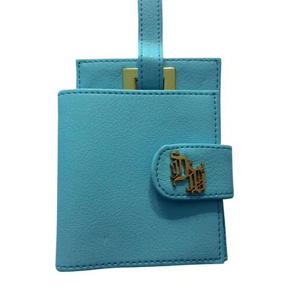 Gianni Versace Taschenanhänger mit Spiegel