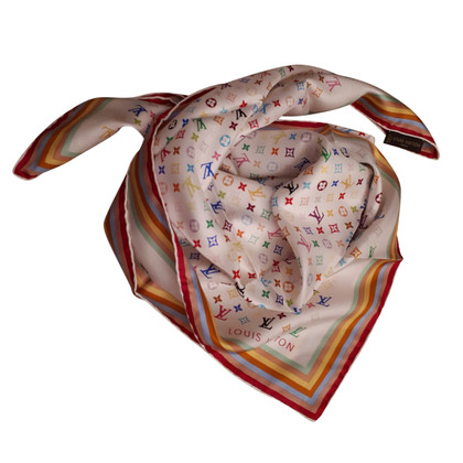 Louis Vuitton Foulard in silk