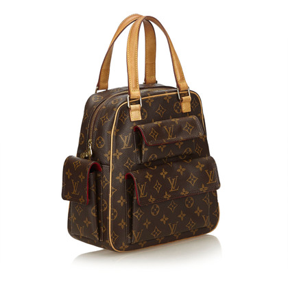 "Louis Vuitton ""Excentri-Cité Monogram Canvas"""
