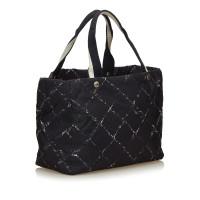 "Chanel ""Old Travelline Tote Bag"""
