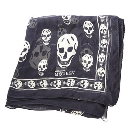 Alexander McQueen foulard de soie