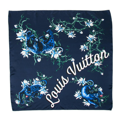 Louis Vuitton foulard de soie