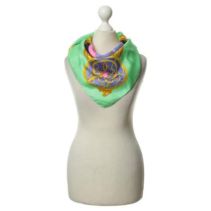 Leonard Silk scarf print