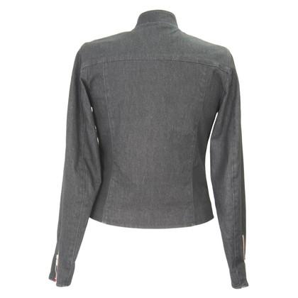 Ralph Lauren giacca di jeans in nero