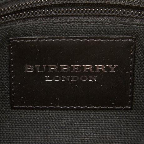 Burberry Schultertasche aus Leder Braun Billig Zum Verkauf Wiki Online dsdOtIe5