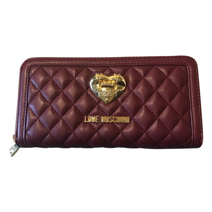 Moschino Love Wallet