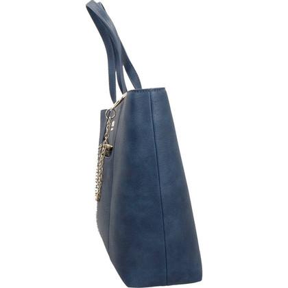 Armani Jeans Shopper in Blau