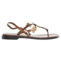 Louis Vuitton Sandals in brown