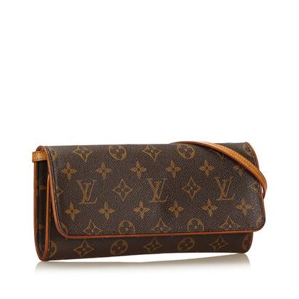 """Louis Vuitton """"D0ada1bf Pochette Doppia GM"""""""