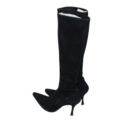 Escada Suede boots