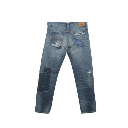 Ralph Lauren Jeans in patchwork design