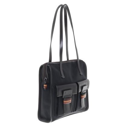 Missoni Handbag in black / brown