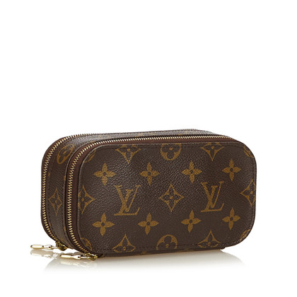 """Louis Vuitton """"Trousse Blush PM Monogram Canvas"""""""
