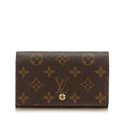 Louis Vuitton Portemonnee uit Monogram Canvas